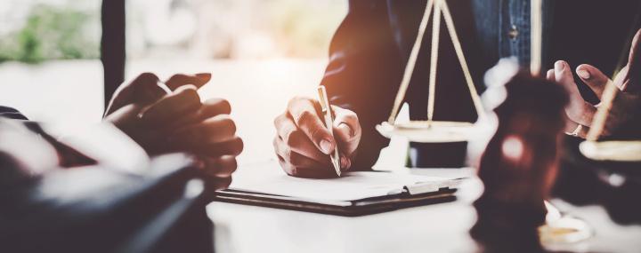 Jarenlange opgebouwde kennis en ervaring in advocatuur